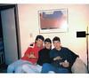 John, Lee & Tim