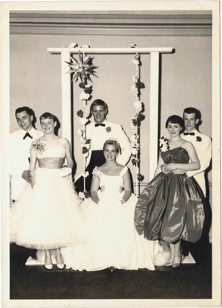 Lee Jr Forest Ridge Prom 1958