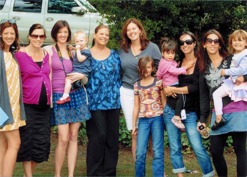 Sue's girls