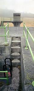 Steps: at Fort Casey State Park.