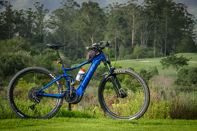 Took the new Giant Stance E out for its maiden ride today. Thrilled. What a lovely bike. Pat's arrives tomorrow. Many thanks to the teams at RideLife, George and Giant Bicycles South Africa.