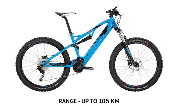 BH Bikes - ER809 ATOM LYNX 5.5