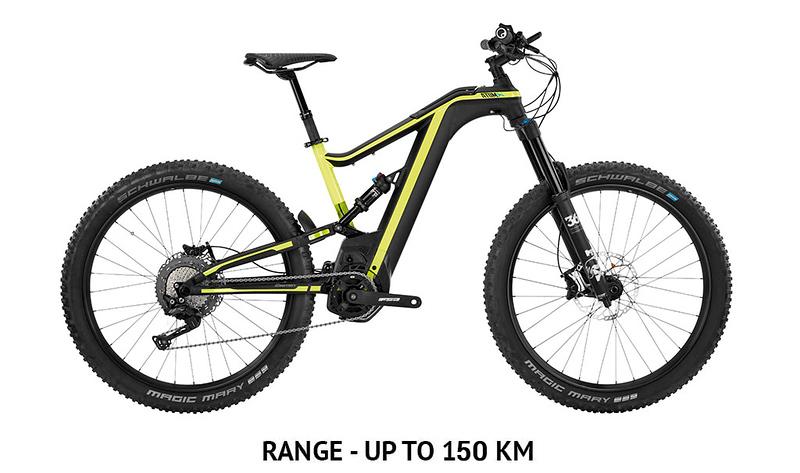 BH Bikes ER939 ATOM-X LYNX 6 PRO-S eBike
