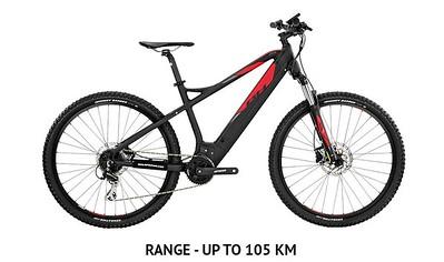 The BH Bikes ER609 ATOM 27.5ER