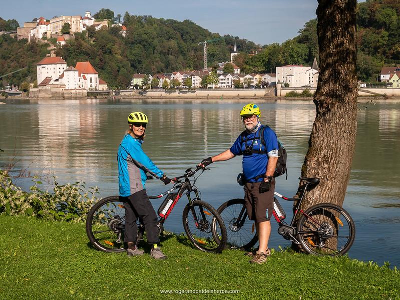 Passau. Bavaria. Germany