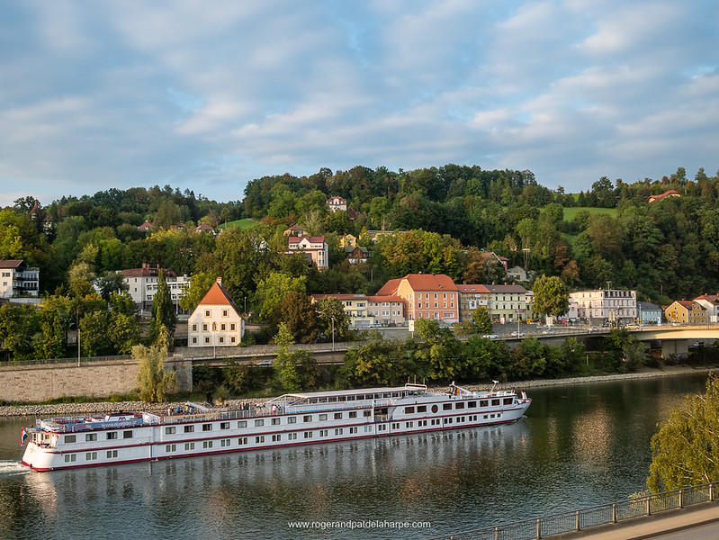 Passau. Bavaria. Germany