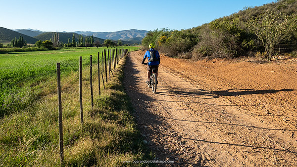 Alone on the Karoo backroads - sublime.