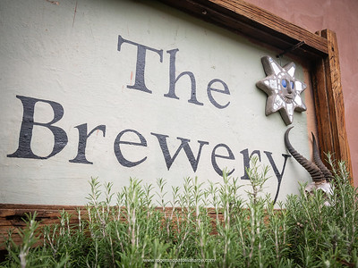 The Fainting Goat Deli and The Brewery at Nieu Bethesda.