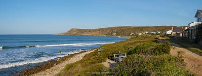 Beach scene. Infanta. Western Cape. South Africa