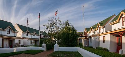 Malagas Hotel. Malgas (Malagas). Western Cape. South Africa