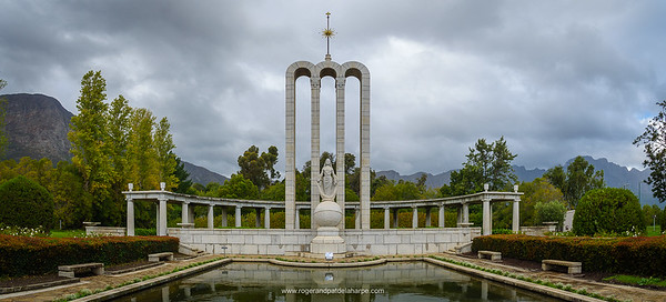 The Huguenot Memorial in Franschhoek