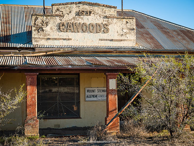 Cawoods. Built some 2 years after William George Cawood passed away...