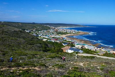 We went for an ebike ride from Still Bay to Jongensfontein, a sleepy little holiday town in the Western Cape. South Africa. What a delightful spot.