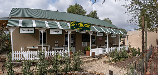 The Spekboom Restaurant – You have to try the babotie.