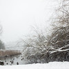 Snow Storm Shoreline