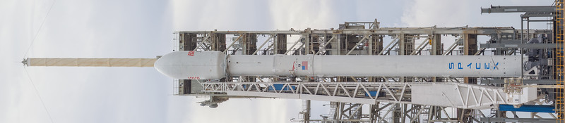 Echostar XXIII on the Pad