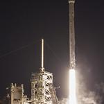 Echostar XXIII launch by SpaceX