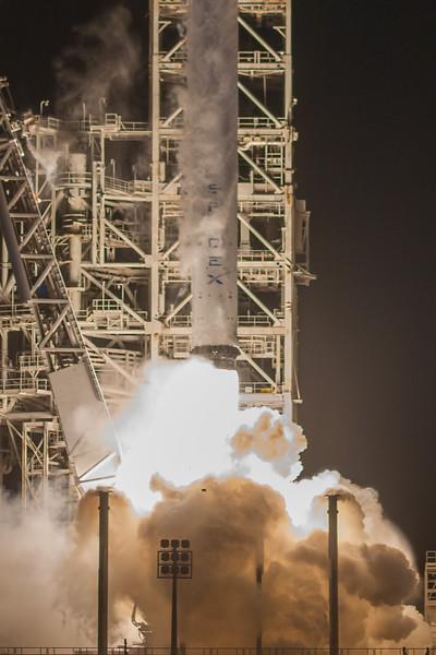 EchoStar23 Falcon9 by SpaceX - March 16, 2017