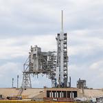 High Resolution EchoStarXXIII Falcon9