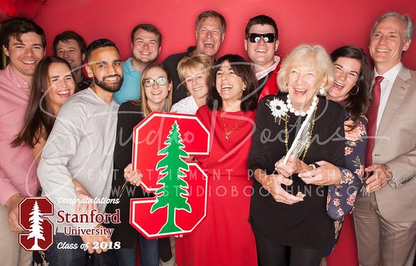 Eckert Stanford Graduation Party