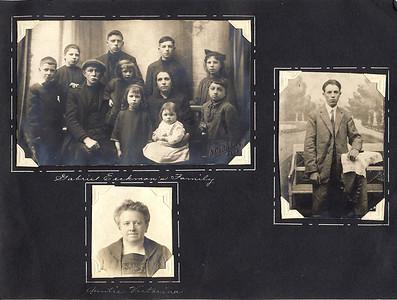 Gabriel Eeckman & Family