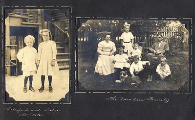 St  Pierre's family