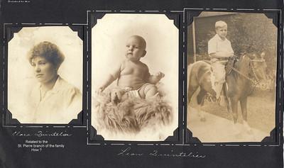 Eckman Family Photo Albums