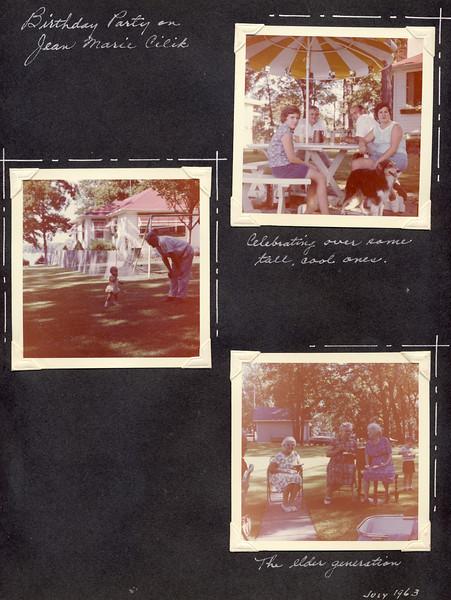Jeanie Cilik's 1st BD  d