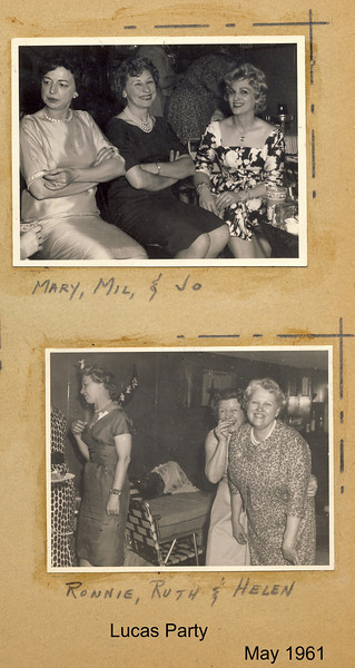 May 61 party at Lucas  B