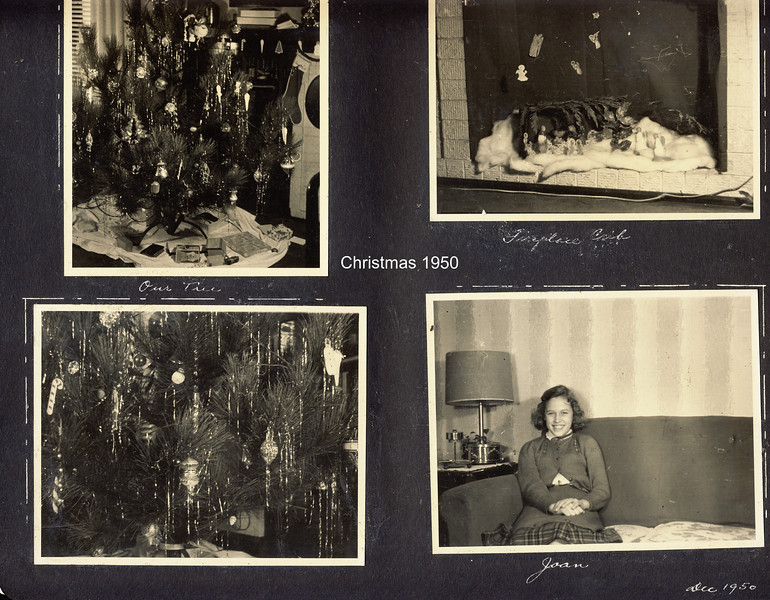 zzzz Christmas 1950