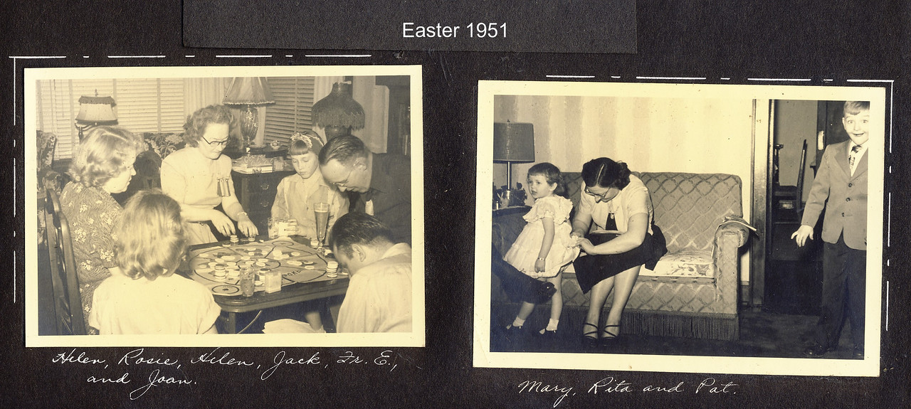 zzzz Easter 1951