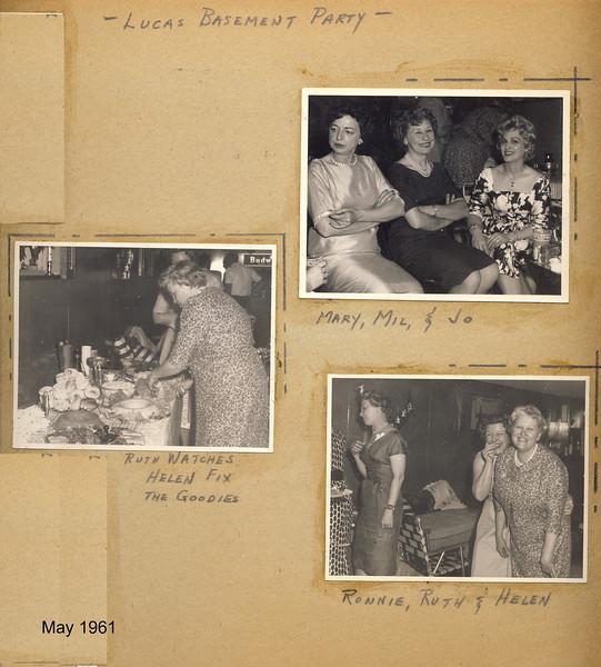 May 61 party at Lucas