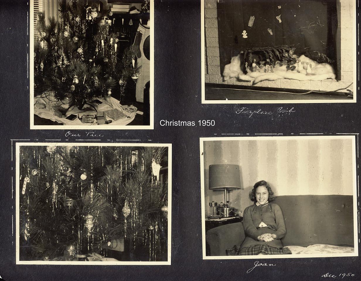 z3   Christmas 1950