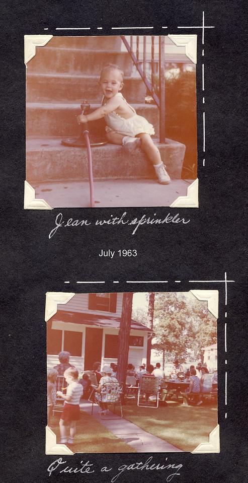 Jeanie's 1st BD  b