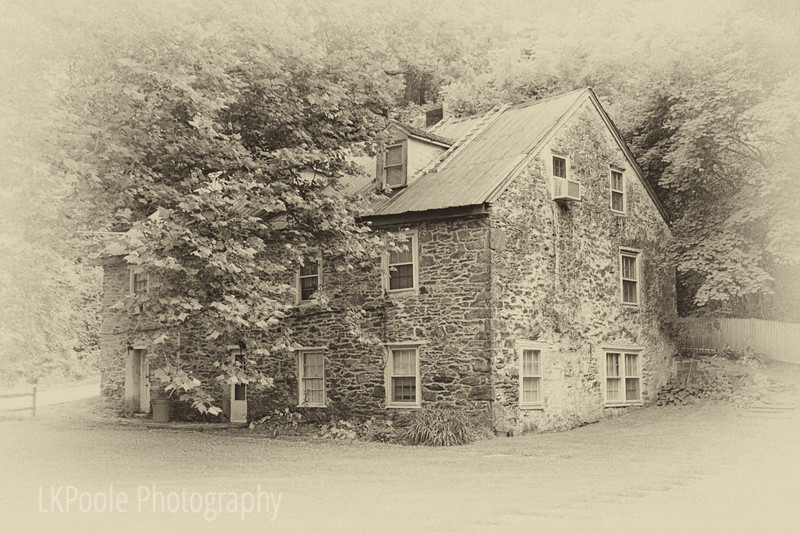 Old Stone Mill House