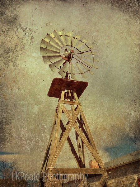 Berthoud Windmill