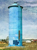 Big Blue Silo