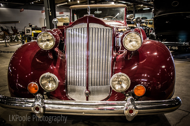 Antique Packard