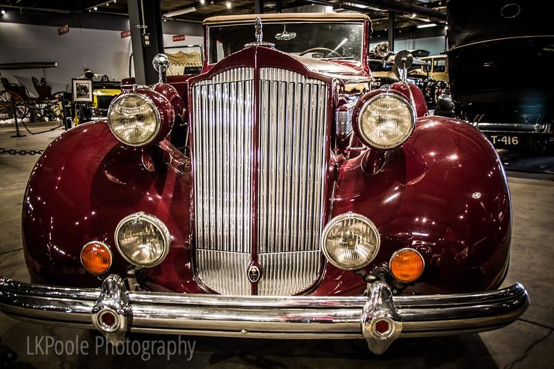 Antique Packard