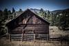 Old Barn along Peak to Peak Highway