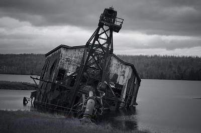 Dredge in Repose 5