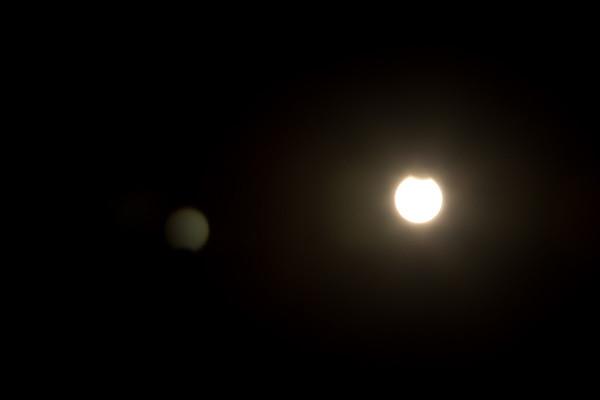 Partial Eclipse August 21, 2017