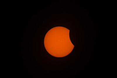 Eclipse, August 21, 2017