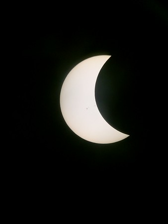 Eclipse Corvallis