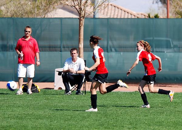 Las Vegas 1st Game 03.14.08