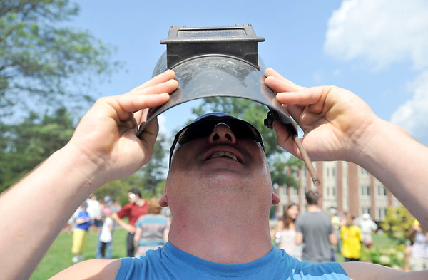 Solar Eclipse | St. Francis University