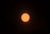 Full sun before eclipse