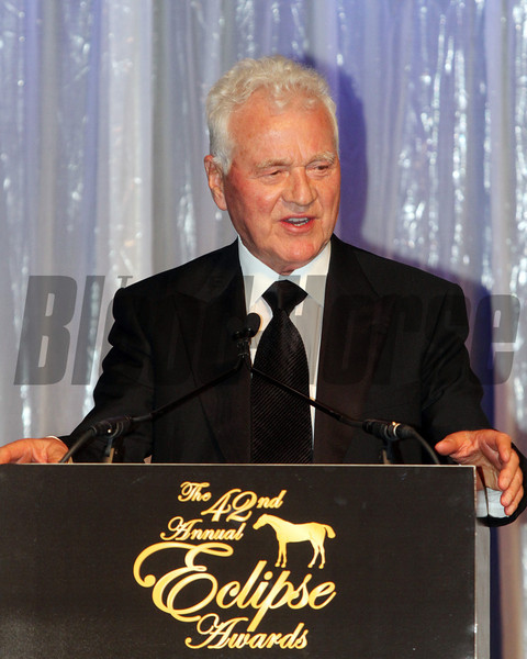 Frank Stronach,  2013 Eclipse Awards at Gulfstream Park, FL<br /> <br /> Photos by Z