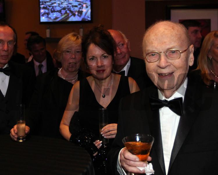 Mr/Mrs Morton Fink, trainer Charlie Lopresti, John Velasquez, 2013 Eclipse Awards at Gulfstream Park, FL<br /> <br /> Photos by Z
