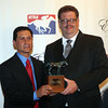 Baldemar Bahena, Dale Romans trainer, 2013 Eclipse Awards at Gulfstream Park, FL<br /> <br /> Photos by Z